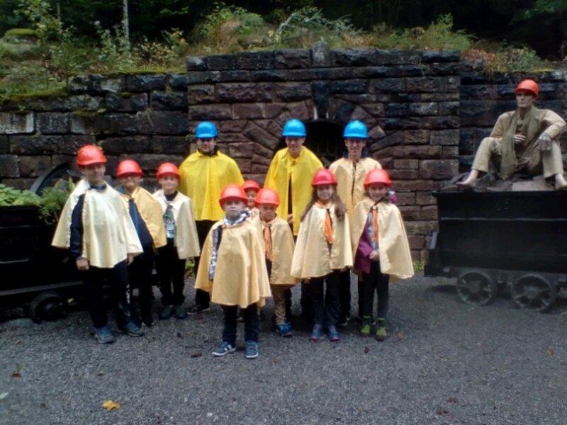 Glück Auf! – Besuch im Bergwerk