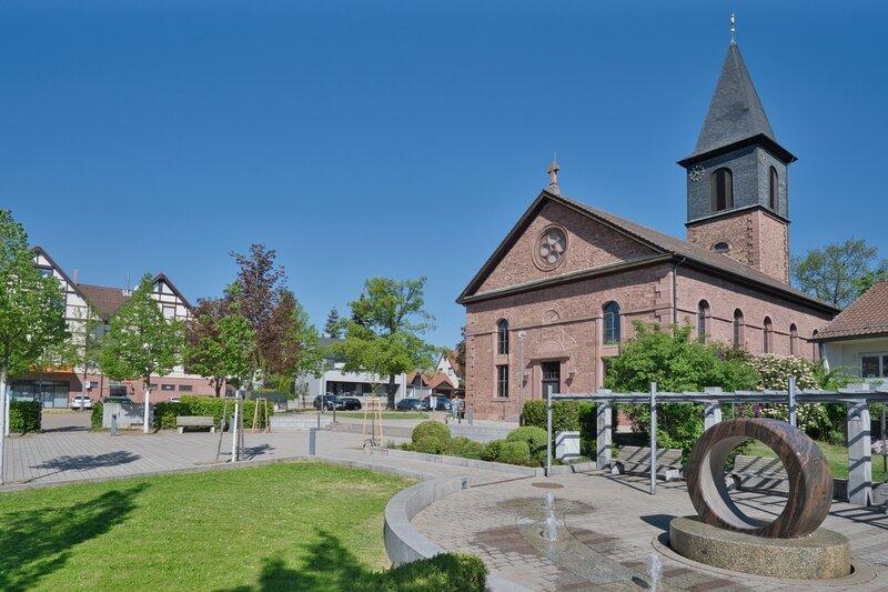 Ortsmitte Birkenfeld