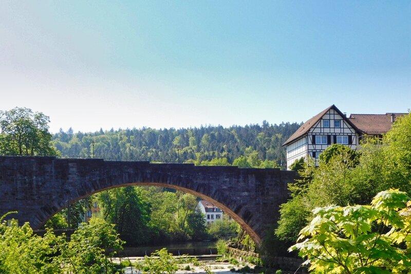 Brücke Dillweißenstein