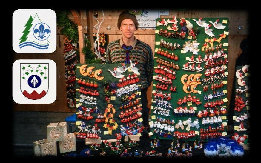 Einladung zum Weihnachtsmarkt in Ettlingen