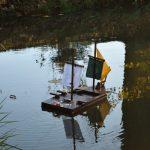 Gep Boote 19 Boot in Wasser