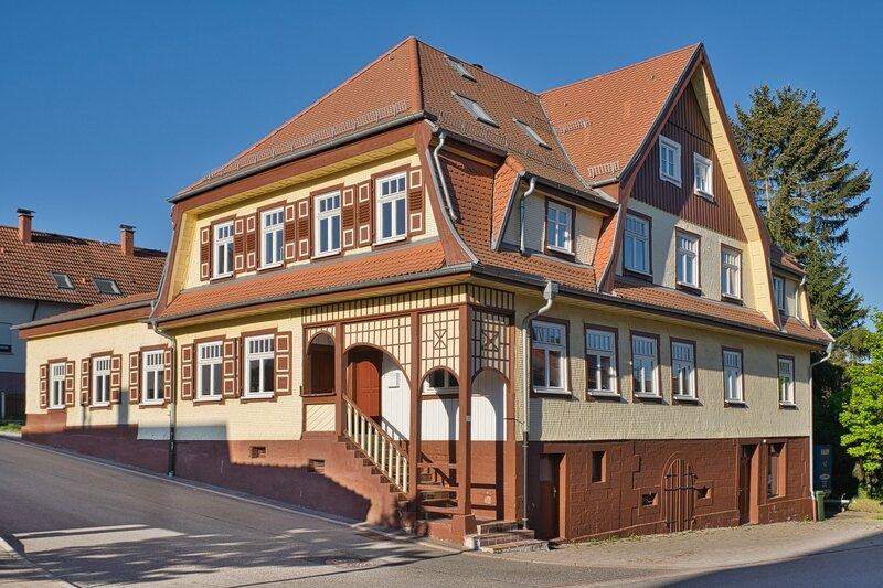 Pfadfinderheim Hirsch