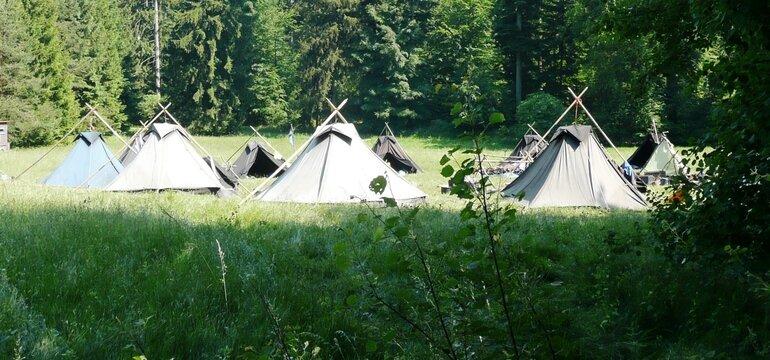 Abenteuer Zeltlager