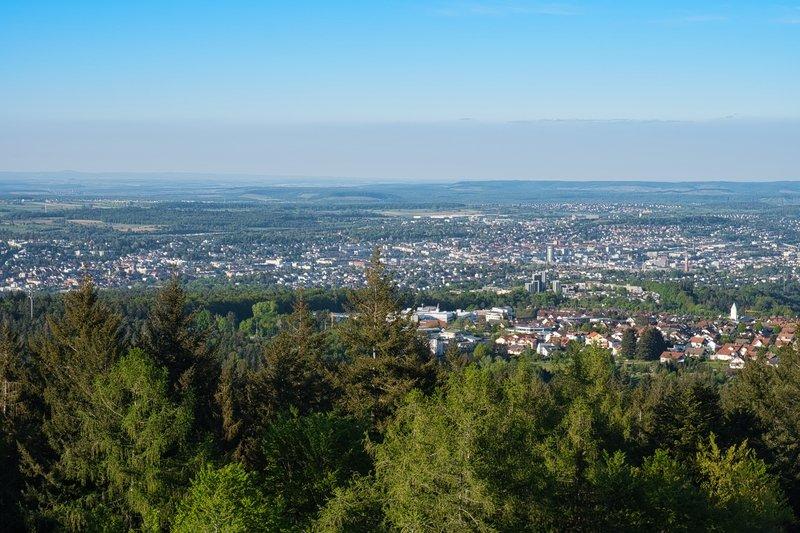 Ortsbild Pforzheim