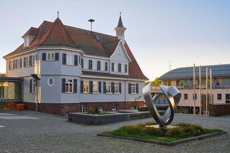 Rathaus Schömberg