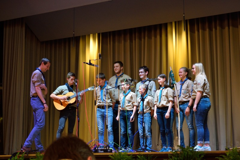 Vorfreude auf den Singwettstreit in Schömberg