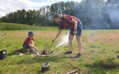 Sommerlager: Stamm Goten und Wildenburg