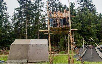 Sommerlager: Stamm Franken und Wapiti
