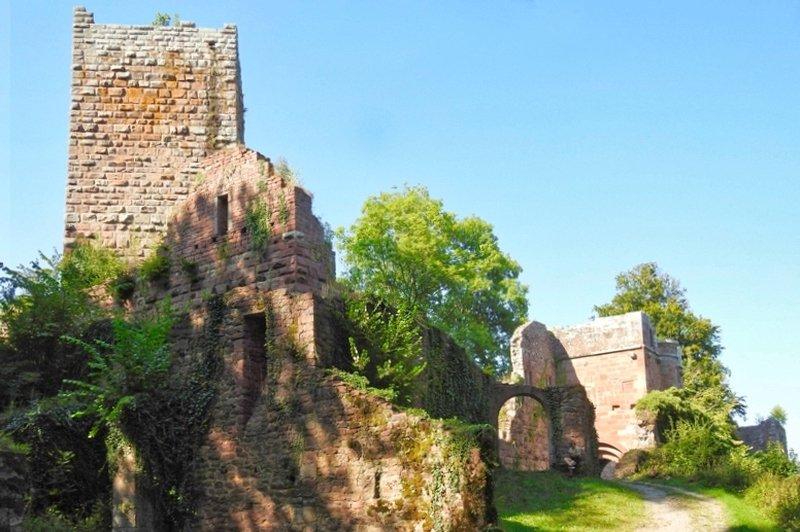 Wildenburg-Ruine