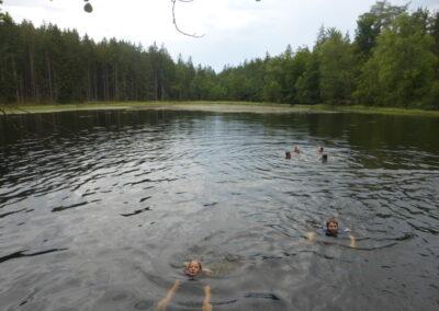 Baden im Waldsee